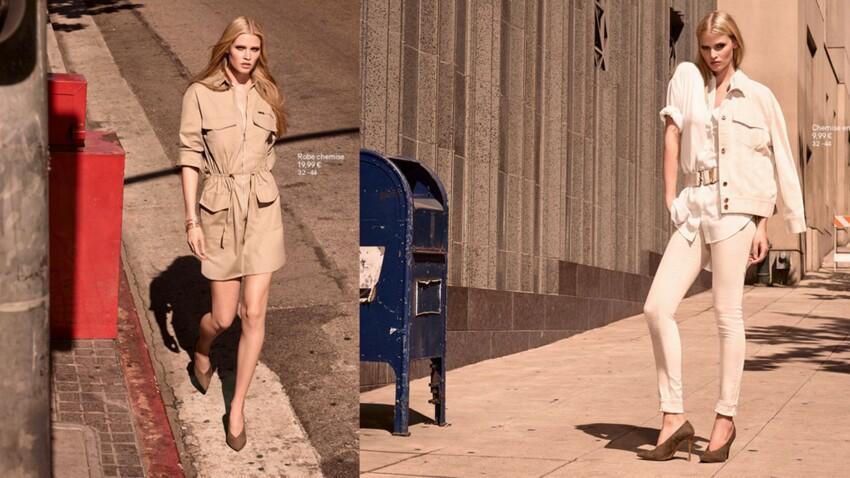 Lara Stone, nouvelle égérie H&M