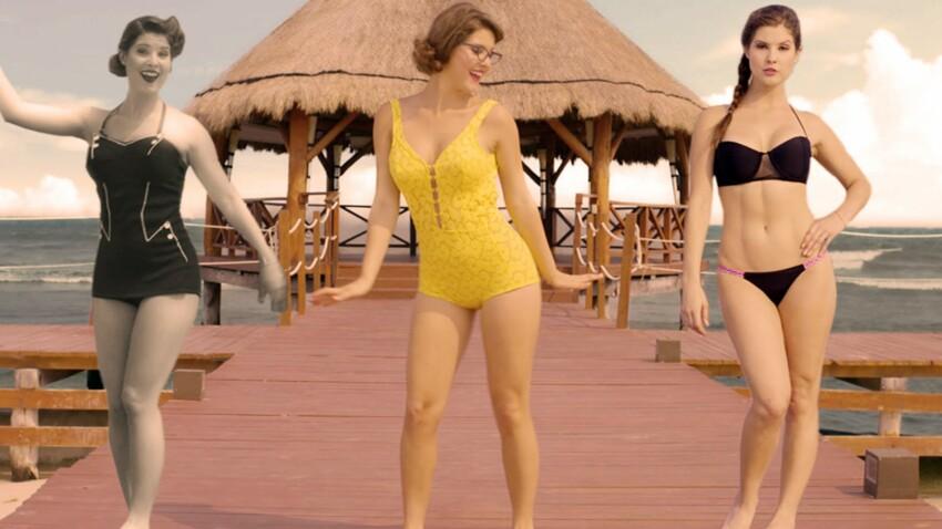 Le bikini d'hier à aujourd'hui, ça donne quoi ?