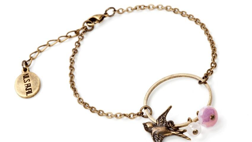 Le bracelet solidaire et romantique