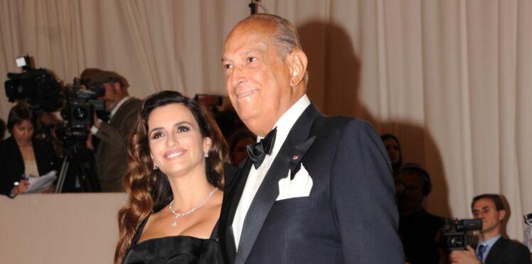 Le couturier Oscar de la Renta est décédé