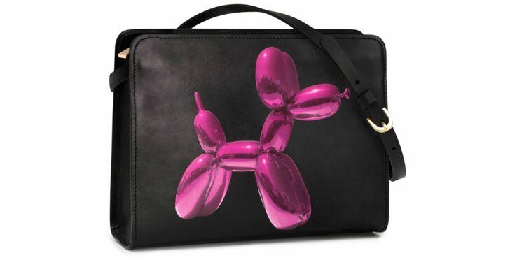 Le nouveau sac Jeff Koons pour H&M