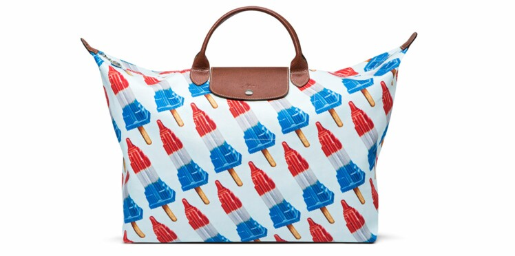 Le nouveau sac Jeremy Scott for Longchamp
