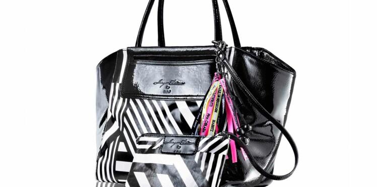 Le sac de Laury Thilleman pour La Halle
