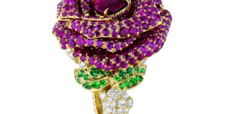 Les bijoux Dior s'exposent à la Biennale des Antiquaires