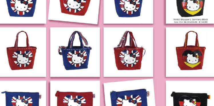 Les J.O. by Hello Kitty