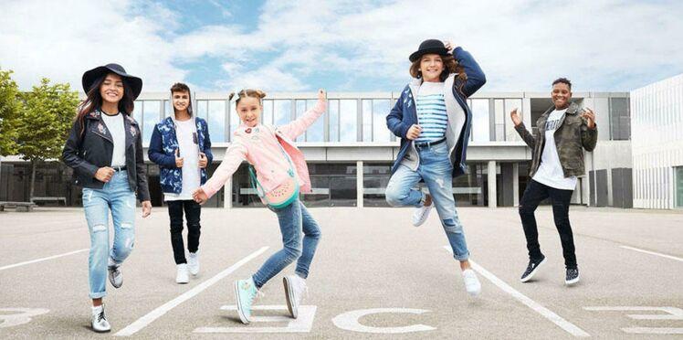 Les Kids United lancent une collection de vêtements avec Carrefour