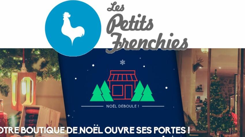 Les Petits Frenchies ouvre son pop-up store de Noël