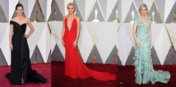 Les plus belles robes des Oscars 2016
