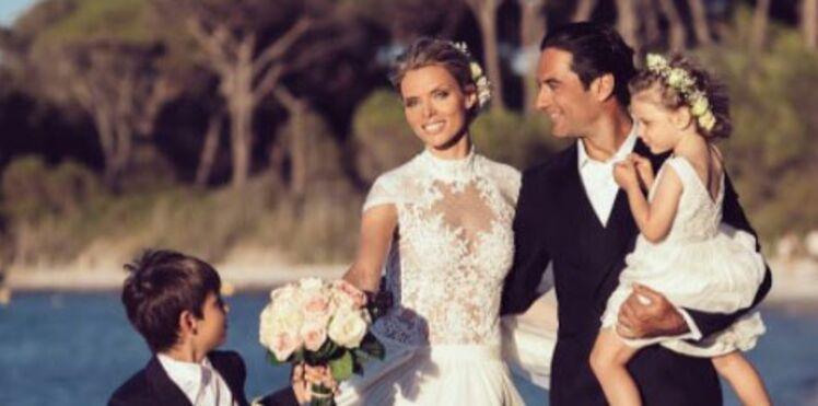 Les secrets de la robe de mariée de Sylvie Tellier