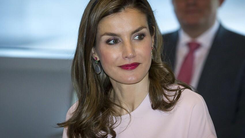Letizia d'Espagne chicissime dans une tenue Zara à moins de 80 euros
