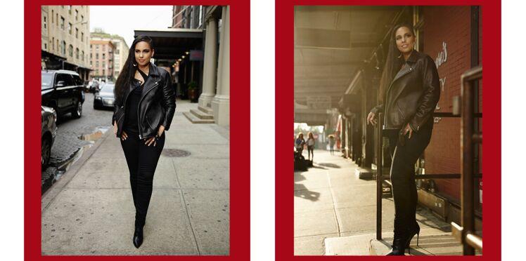 Alicia Keys nouveau visage de Levi's