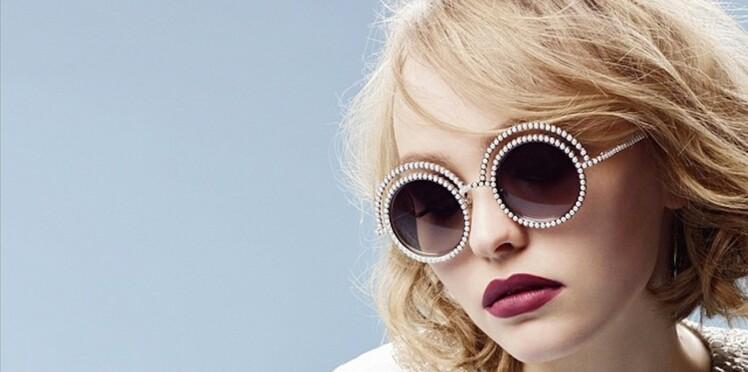 Lily-Rose Depp, 16 ans et égérie Chanel