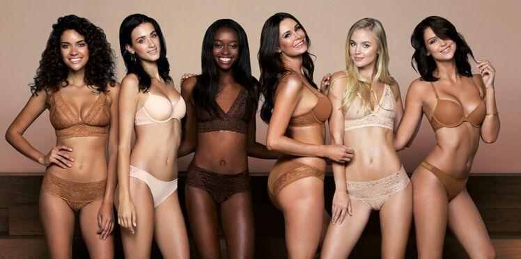 Enfin ! Une lingerie nude qui célèbre la diversité