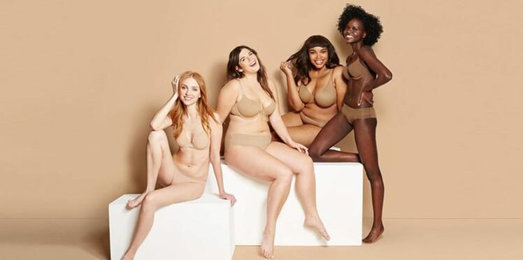 De la lingerie nude pour toutes les couleurs de peau