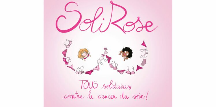 Shopping lingerie solidaire avec SoliRose !
