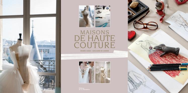 Maisons de Haute Couture : le livre mode confidentiel