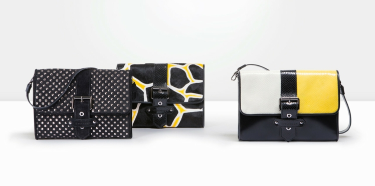 La nouvelle collection de pochettes Kate Moss for Longchamp