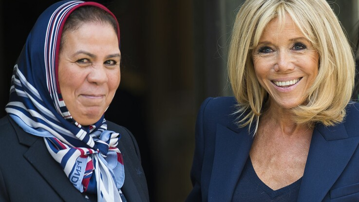 Brigitte Macron : comme Kate Middleton, elle recycle ses vêtements
