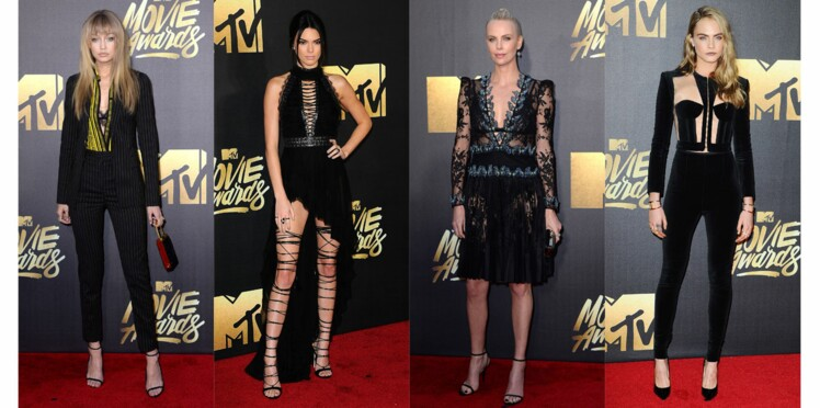 MTV Movie Awards 2016 : des tops au top !