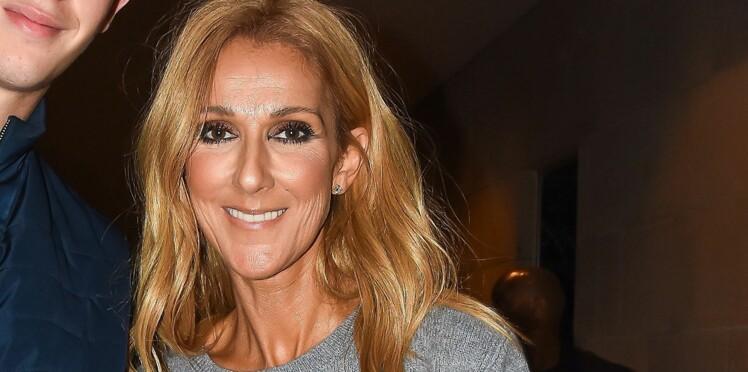 Céline Dion surprend ses fans avec un jogging rose bonbon !