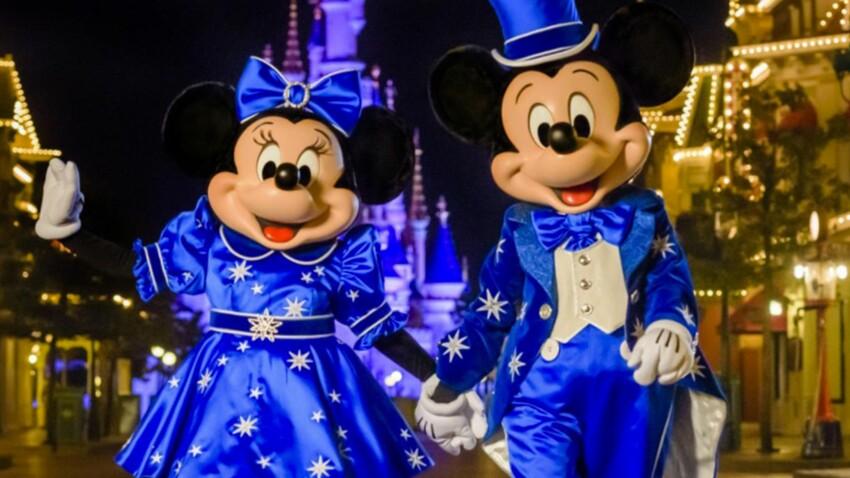 Changement de look pour Mickey et Minnie à Disney !