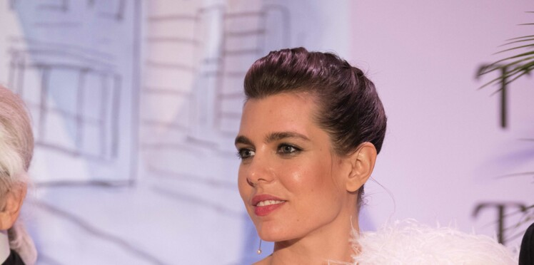 Charlotte Casiraghi ose un look surprenant au Bal de la Rose