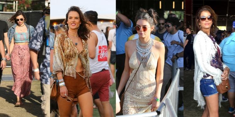 Les stars en mode Coachella !