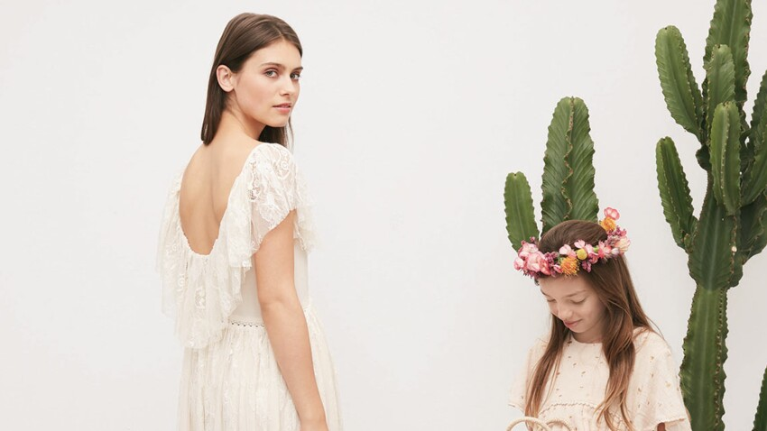 Louise Misha x Monoprix : une collection folk pour le printemps