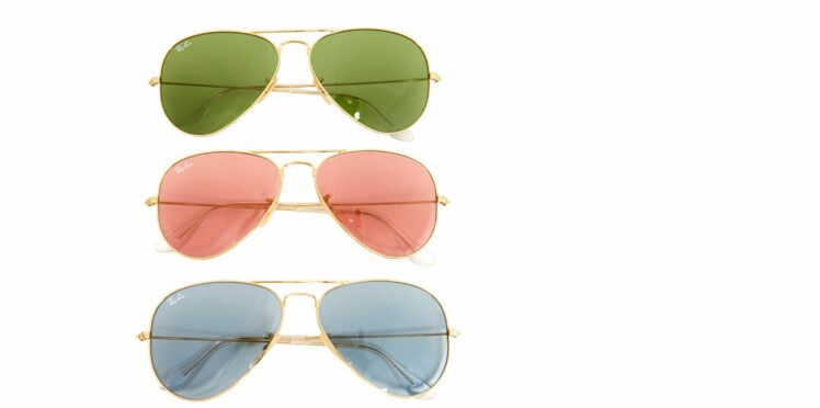 Une collection capsule de Ray ban en exclusivité chez Afflelou