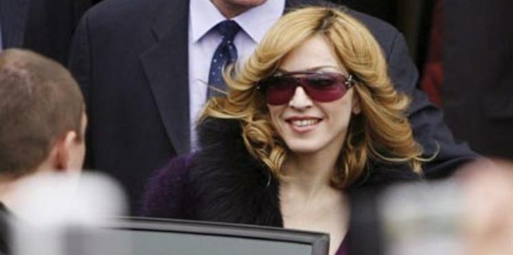 Madonna bientôt chez H&M
