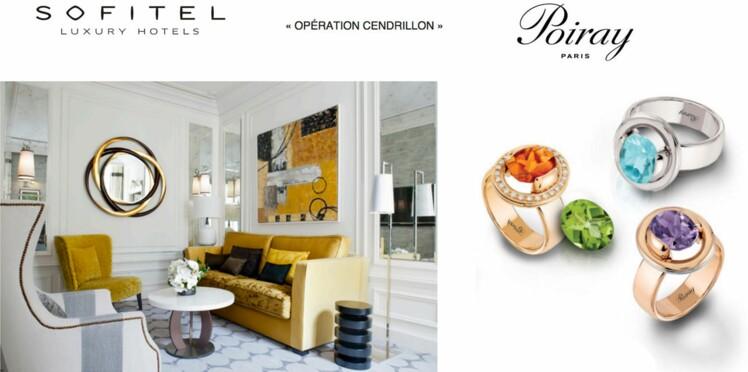 Maison Poiray x Sofitel : Opération Cendrillon