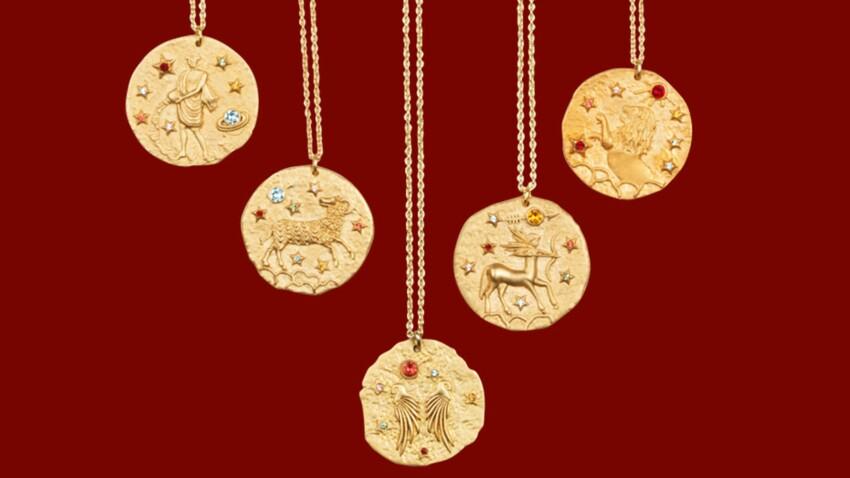 Maje : un bijou pour chaque signe astrologique