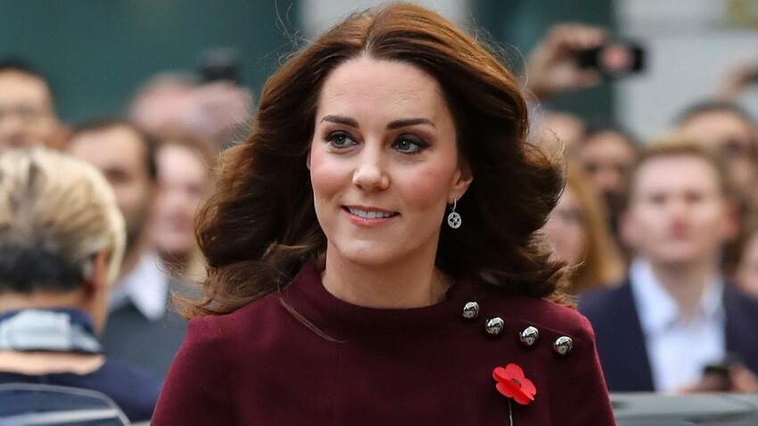 Le manteau de Kate Middleton est-il un indice sur le sexe du bébé ?