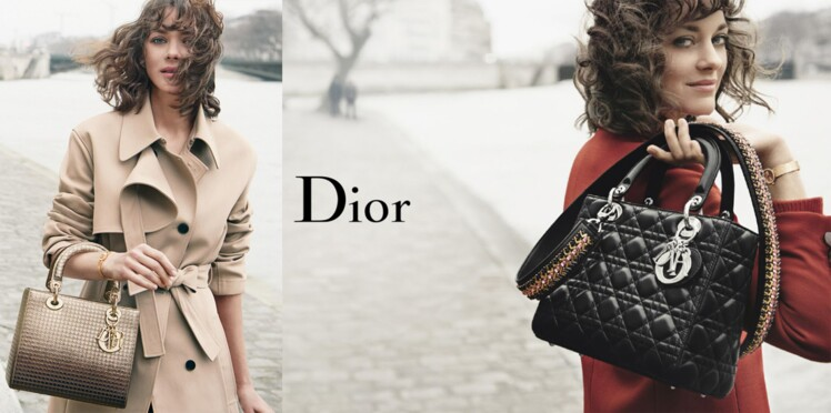 Marion Cotillard, éternelle Lady Dior