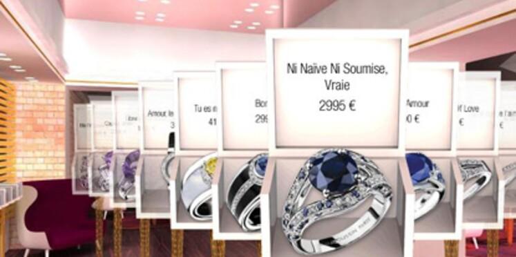 Mauboussin lance sa boutique en ligne