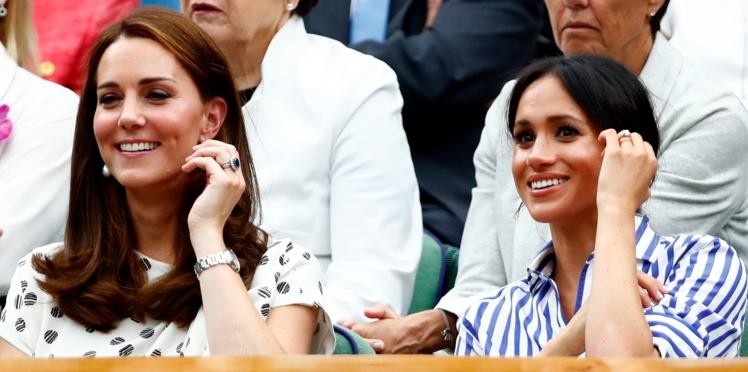 Pourquoi Meghan Markle n'a pas pu porter son chapeau à Wimbledon ?