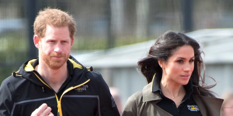 Meghan Markle en tenue sportive pour les qualifications des Invictus Games