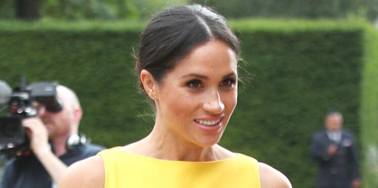 Photos - Meghan Markle enchaîne les tenues à succès – et sexy – lors de sa visite en Irlande avec le prince Harry
