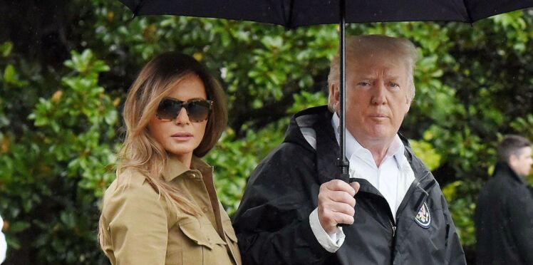 Melania Trump : encore un fashion faux-pas !