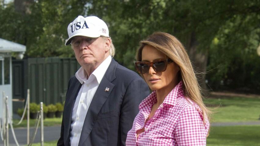 Melania Trump : son look décontracté et à petit prix !