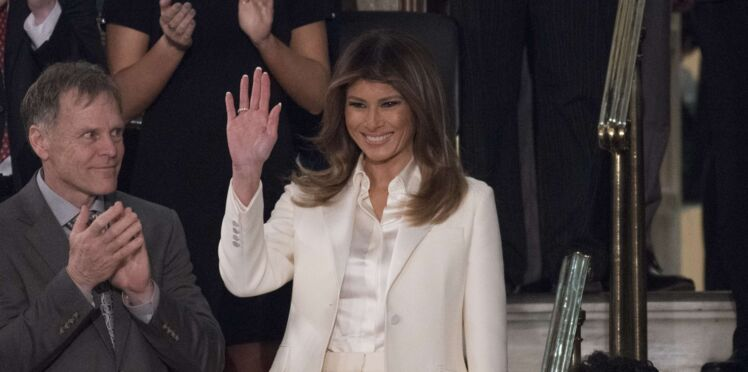 Melania Trump surprend dans un look sporty cool de Miss America