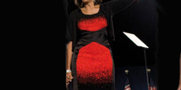 Les goûts vestimentaires de Michelle Obama sont diversifiés