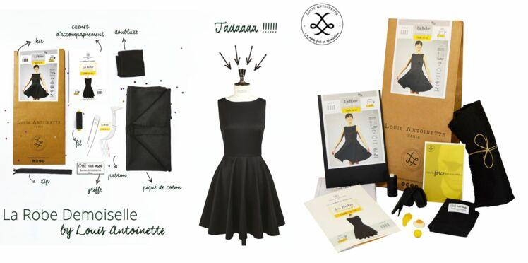 Louis Antoinette : les kits mode DIY