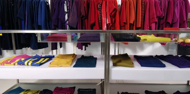 Monoprix collecte les vêtements de ses clients au profit d'Emmaüs