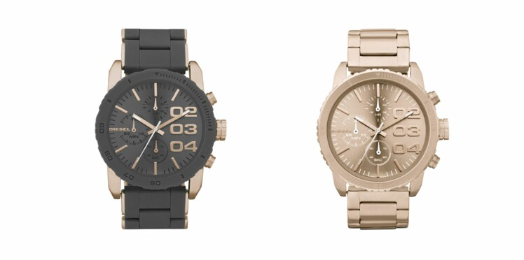 457926e259d47 Les premières montres Diesel en exclusivité chez Louis Pion : Femme ...