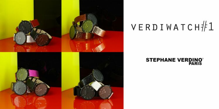 Les montres Stéphane Verdino par Xme Company