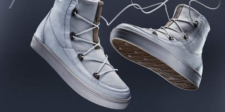 Moon Boot sort ses sneakers