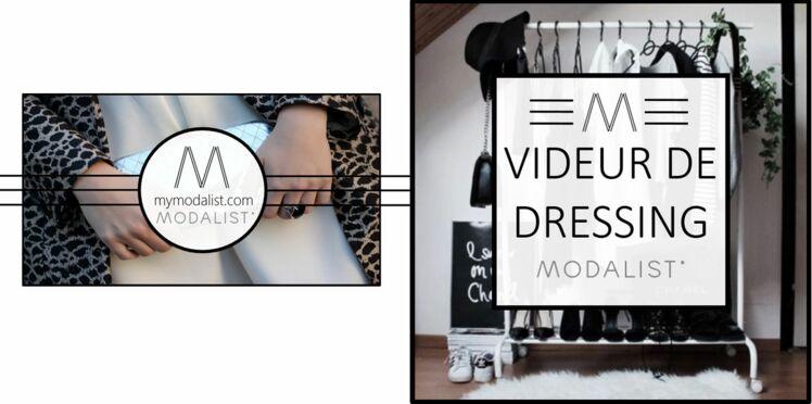 Mymodalist.com : un vide-dressing mode et malin