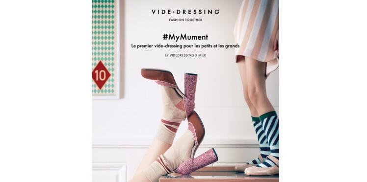 #MyMument : Videdressing fête les mamans !