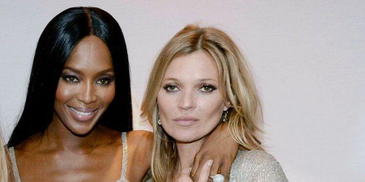 Découvrez le nouveau job de Kate Moss et Naomi Campbell